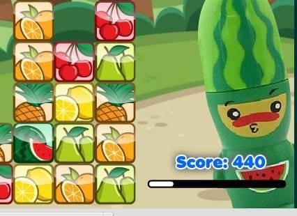 Frutas Clix