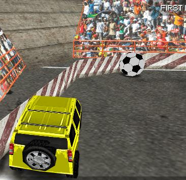 Futebol Race