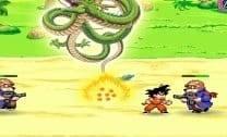 Goku defender as Esferas