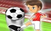 Goleiro do futebol