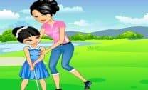 Golf with Mom