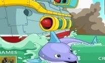 Golfinho Fred