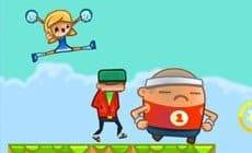 Gym Class Racers