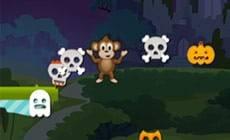 Halloween Monkey Jumper