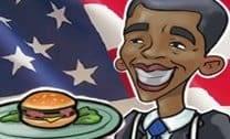 Hambúrguer do Obama