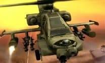 Helicóptero de Guerra 3D