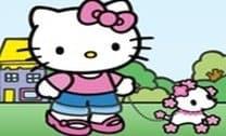 Hello Kitty aventura das maçãs