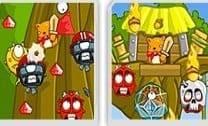 Heróis da Casa de Árvore