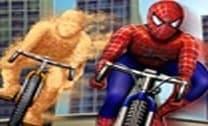 Homem Aranha vs Sadman