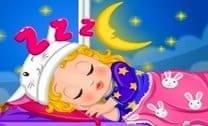 Hora De Dormir Da Bebê Barbie