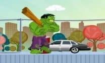 Hulk Detonando