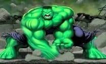 Hulk esmagando inimigos