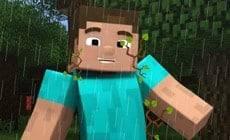 Minecraft - Tempestade na Floresta
