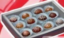 Incríveis chocolates