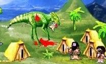 Invasão dos dinossauros