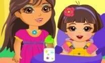 Irmã da Dora