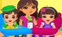 Irmãos da Dora