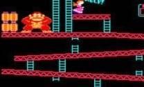 Jogo do Donkey Kong