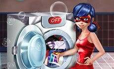Ladybug Washing Costumes