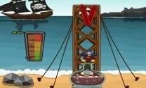 Lançar o Pirata