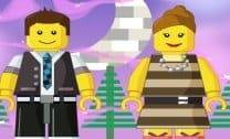 Lego Couple Dress Up