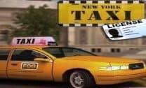 Licença De Táxi Nova Iorque