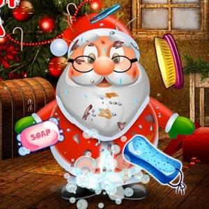 Limpe O Papai Noel