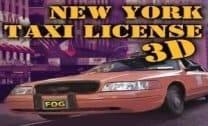 Licença De Táxi Nova Iorque 3D
