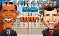 Luta de Obama e Romney