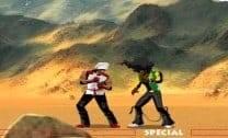 Luta no Deserto