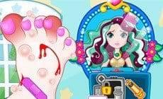 Madeline Hatter Foot Doctor