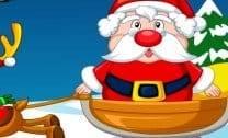 Maquiando Papai Noel