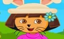 Maquiar Dora para Páscoa