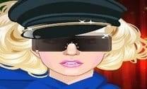 Maquiar Lady Gaga para show