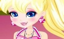 Maquiar Polly Pocket