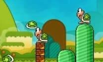 Mario Angry Birds