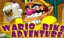 Mario aventura com super moto