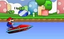 Mario aventura no Jetsky