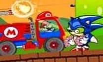 Mario contra zumbis