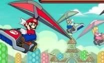 Mario Corrida no Céu