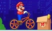 Mario e sua super BMX