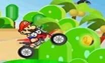 Mario Moto na praia