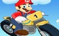 Mario nas montanhas