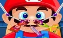 Mario No Médico De Nariz