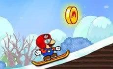 Mario Skiing Stars