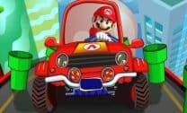 Mario Word Trafic