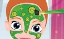 Máscara de Pepino