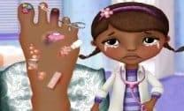 McStuffins Médico De Pés
