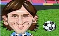 Messi Futebol Com Malabarismo