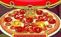 Mia Cozinhar Pizza